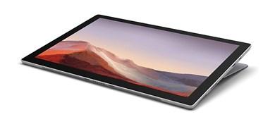 "Microsoft Surface Pro 7 31,2 cm (12.3"") 10th gen Intel® Core™ i3 4 GB 128 GB Wi-Fi 6 (802.11ax) Platin Windows 10 Home"