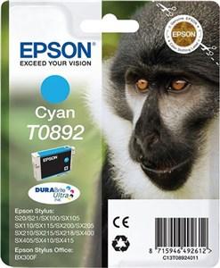T0892 Cyan Ink Cartridge 3,5ml