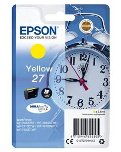 T2704 Yellow Ink Cartridge