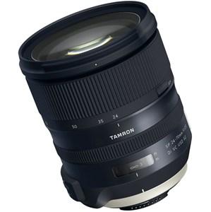 24-70mm f / 2.8 Di VC USD G2 SLR Standardlinse Sort