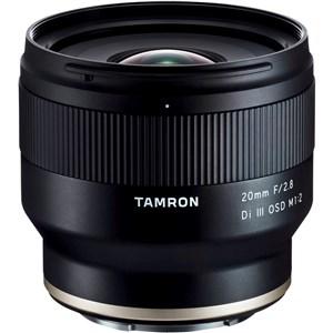 20mm F/2.8 Di III OSD M1:2 MILC Ultra bredlinse Sort