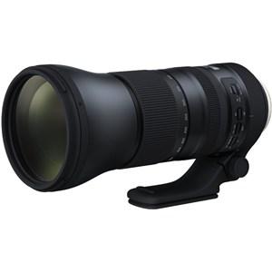 SP 150-600mm F/5-6.3 Di VC USD G2 SLR Ultra-telefoto zoomobjektiv Sort
