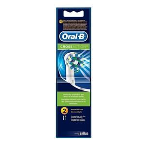 Tandbørstehoved Cross Action Oral-B (2 uds)