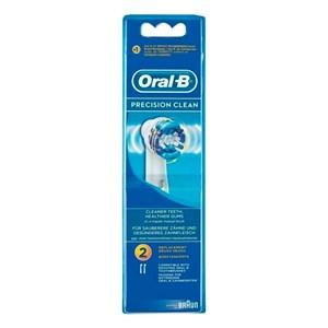 Tandbørstehoved Precision Clean Oral-B (2 uds)