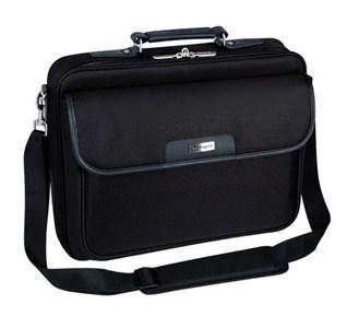 """Image of   CN01 taske og etui til notebook 40,6 cm (16"""") Brevtaske Sort"""