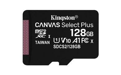 Technology Canvas Select Plus memory card 128 GB MicroSDXC Class 10 UHS-I