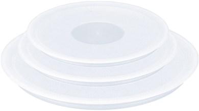 Ingenio Expertise Plastic Lid Set 16+18+20 cm - L9019222