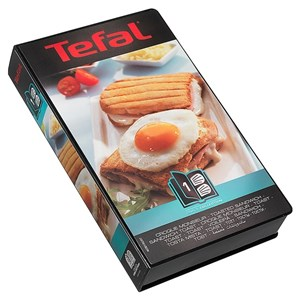 Tefal Snack Collection - box 1: Ristet sandwich - XA800112