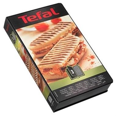 Avanceret Tefal Snack Collection - box 3: Panini - XA800312 køkkenmaskine BC78