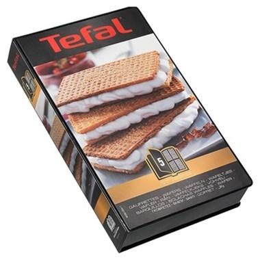 tefal snack collection box 5 vafler xa800512 k kkenmaskine. Black Bedroom Furniture Sets. Home Design Ideas