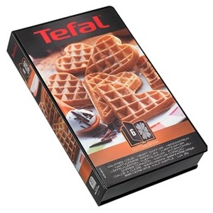 Tefal Snack Collection Box 6: Heart Waffle - XA800612