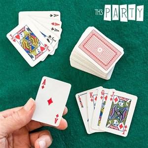 Image of   Th3 Party Mini Pokerkort