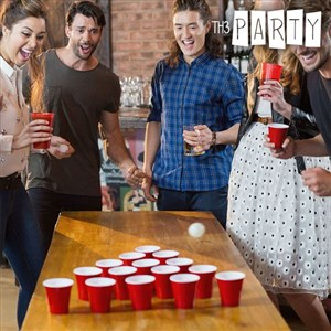 Image of   Th3 Party Pong Drikkespil