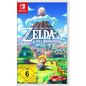 Nintendo The Legend of Zelda: Link's Awakening, Switch Nintendo Switch Basis