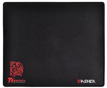 Billede af DASHER 2016 Black Gaming mouse pad
