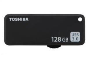 THN-U365K1280E4 USB flash drive 128 GB USB Type-A 3.2 Gen 1 (3.1 Gen 1) Black