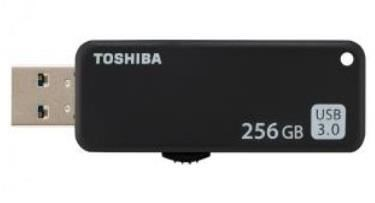 THN-U365K2560E4 USB flash drive 256 GB USB Type-A 3.2 Gen 1 (3.1 Gen 1) Black