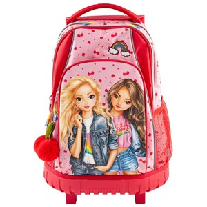 Depesche Top Model - Backpack Trolley - Cherry Bomb (410995)