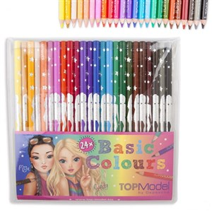 Depesche Top Model - Colouring Pencils (046710)