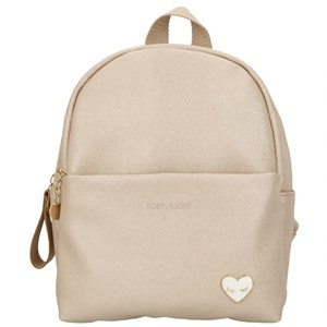 Depesche Top Model - Small Backpack - Glamshine Gold (410652)