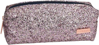 Depesche Top Model - Tube Pencil Case with Glitter - Pink (0410234)