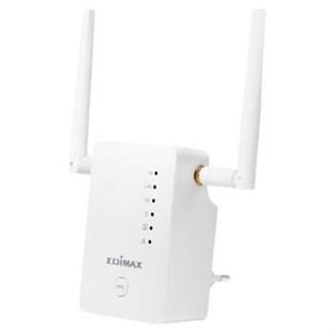 Trådløs Extender 2.4/5 GHz (Dual Band) Wi-Fi Hvid
