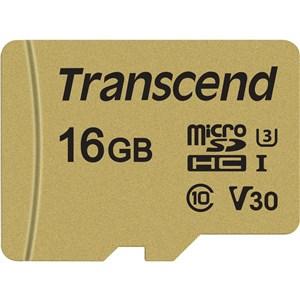 16GB UHS-I U3 hukommelseskort MicroSDHC Klasse 10