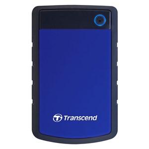 Billede af 1TB StoreJet 25H3 ekstern harddisk 1000 GB Sort, Blå