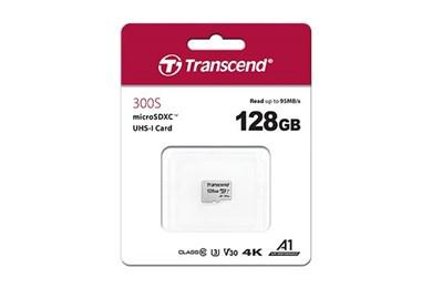 300S hukommelseskort 128 GB MicroSDXC NAND Klasse 10