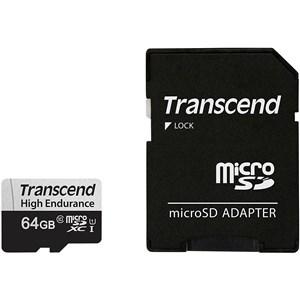 microSDXC 350V 64GB hukommelseskort NAND Klasse 10