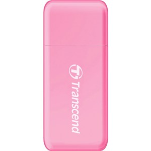 RDF5 kortlæser Pink USB 3.2 Gen 1 (3.1 Gen 1) Type-A