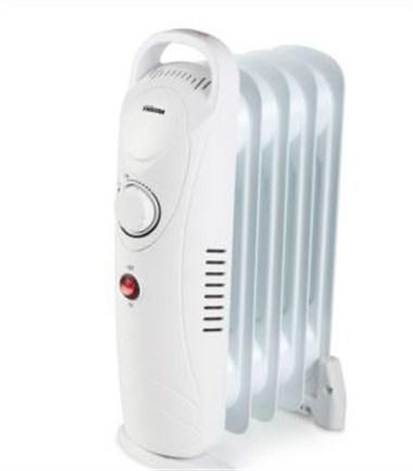 Tristar Elektrisk radiator (Olie fyldt radiator) 500 Watt KA-5103