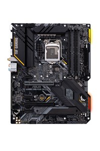ASUS TUF Gaming Z490-PLUS (WI-FI) LGA 1200 ATX Intel Z490