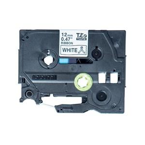 TZe-R231 printer sort tekst på hvidt højglans bånd