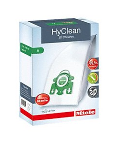 U HyClean 3D Vakuum forseglingspose