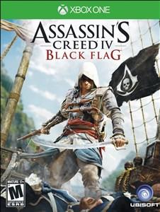 Image of   Assassins Creed 4: Black Flag, Xbox One videospil Basis Engelsk