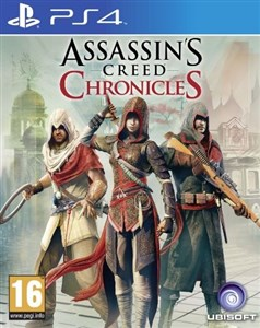 Image of   Assassins Creed Chronicles, PS4 videospil PlayStation 4