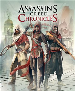 Image of   Assassins Creed Chronicles: Trilogy, PS4 videospil PlayStation 4 Complete