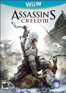 Image of   Assassins Creed III, Wii U videospil Engelsk