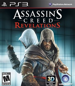 Image of   Assassins Creed: Revelations, PS3 videospil PlayStation 3