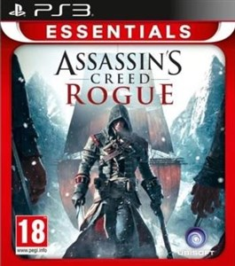 Image of   Assassins Creed Rogue Essentials, PS3 videospil PlayStation 3 Basis
