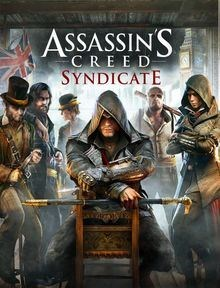 Image of   Assassins Creed Syndicate, PS4 videospil PlayStation 4 Basis