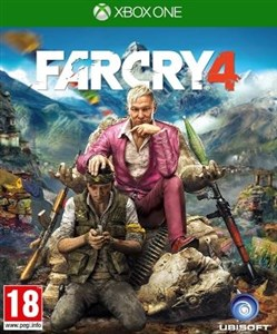 Image of   Far Cry 4 Greatest Hits, Xbox One videospil Basis
