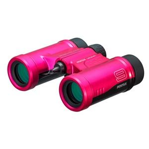 UD 9x21 kikkert Porro Pink
