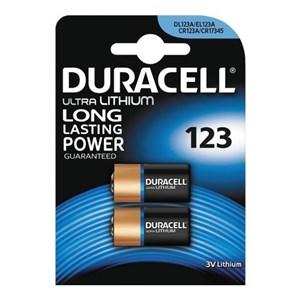 Ultra Photo 123 Batterier, 2pk
