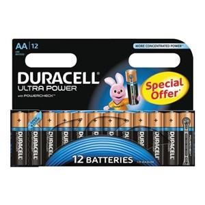 Ultra Power AA Batterier, 12pk - Special Offer