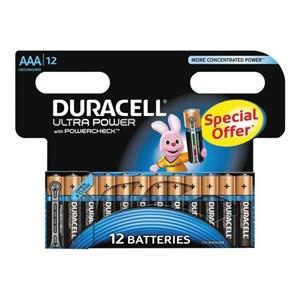 Ultra Power AAA Batterier, 12pk - Special Offer