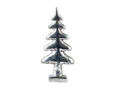Image of   Figur - Træ - Keramik - Sølv -