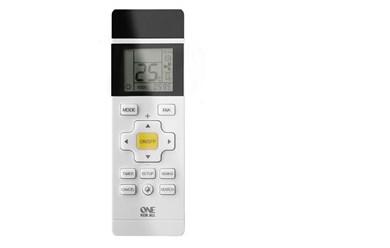 Image of   URC 1035 fjernbetjening IR trådløs Airconditioning Tryk på knapper