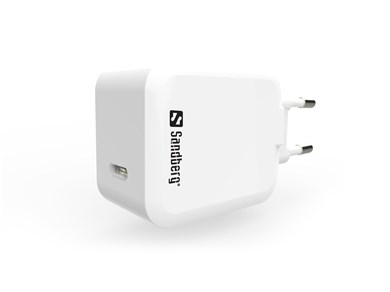 USB-C AC Charger PD18W, White